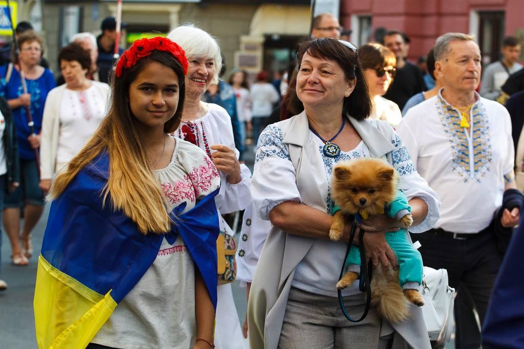 Новости Харькова: Программа парада вышиванок на 23.08.2021