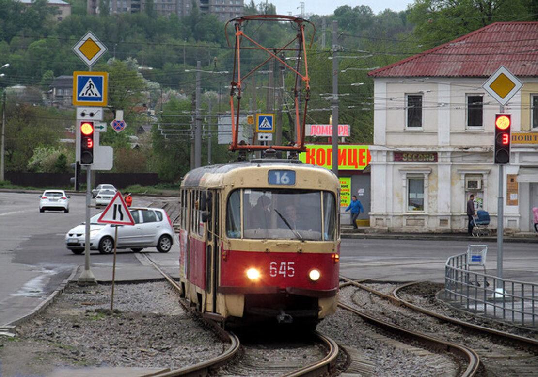 Новости Харькова: На Салтовке четыре трамвая изменят маршруты