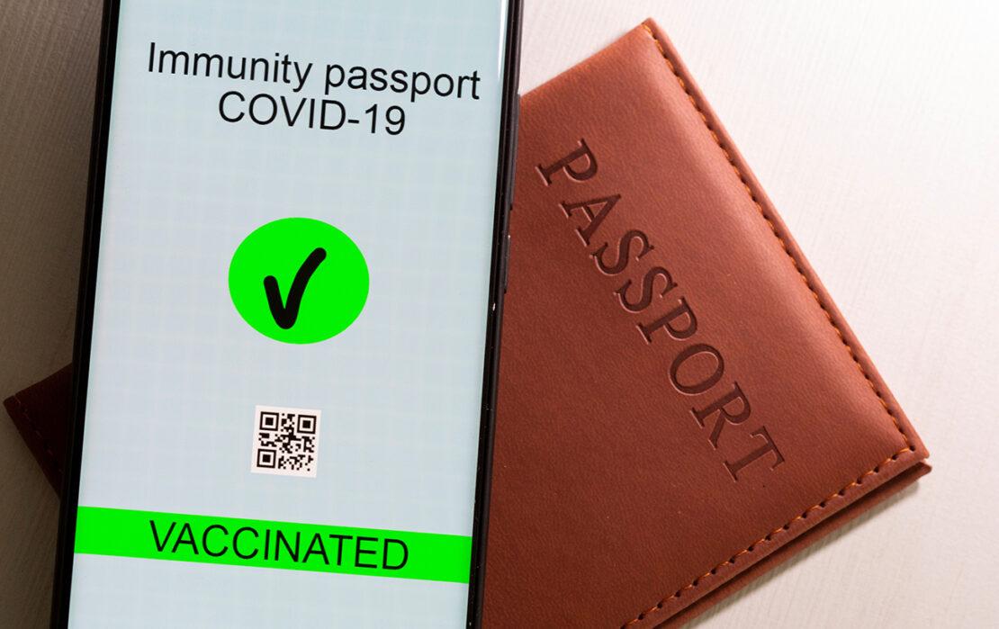 В Украине сертификаты по вакцинации будут доступны в приложении Дія