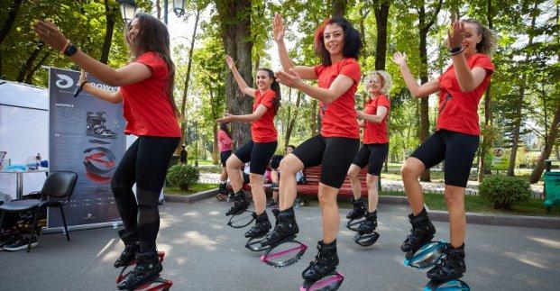 Новости Харькова: Фестиваль «Kharkiv Sport City» пройдет в парке Горького