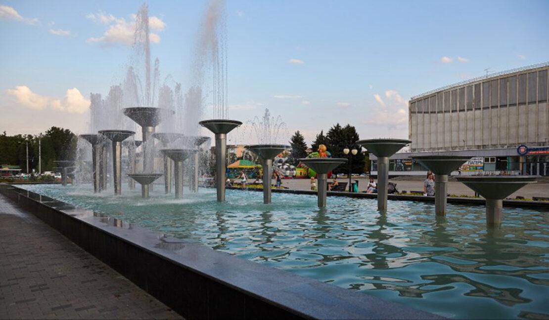 В Харькове две детские площадки открылись в Немышлянском районе