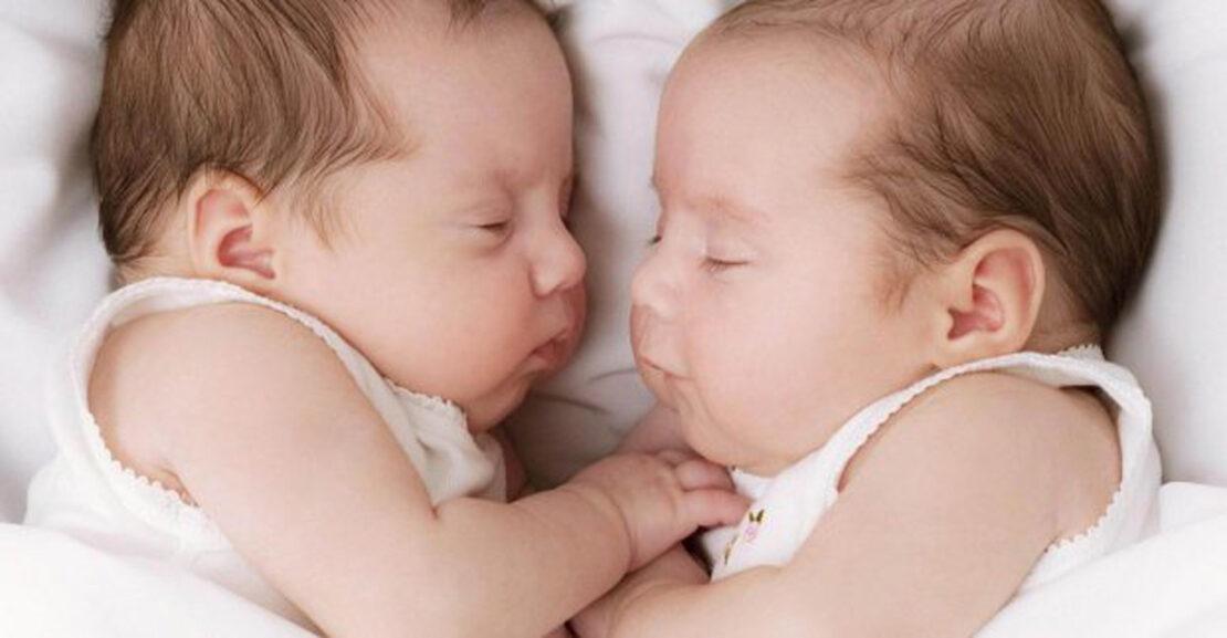 В Харькове родились две двойни 12 августа 2021 года
