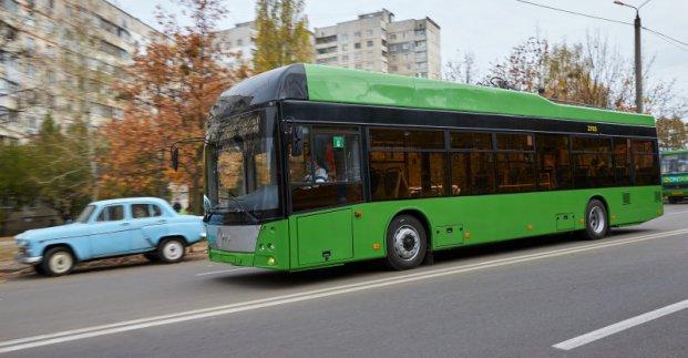 В Харькове вводят новый троллейбусный маршрут на Горизонт