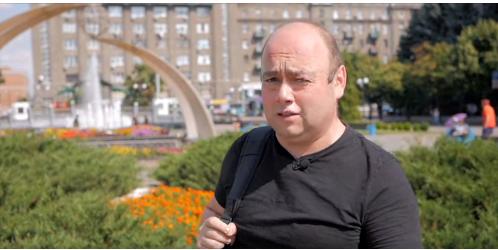Новости Харькова: Максим Розенфельд поздравил Харьков
