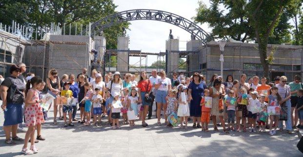 Ограничат количество посетителей в Харьковском зоопарке
