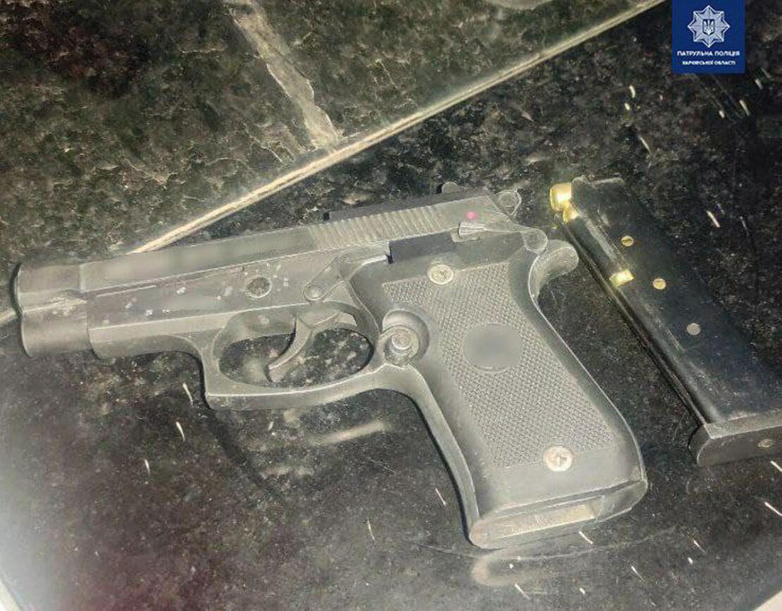 Ограбление в Харькове: Преступник ограбил платежный терминал