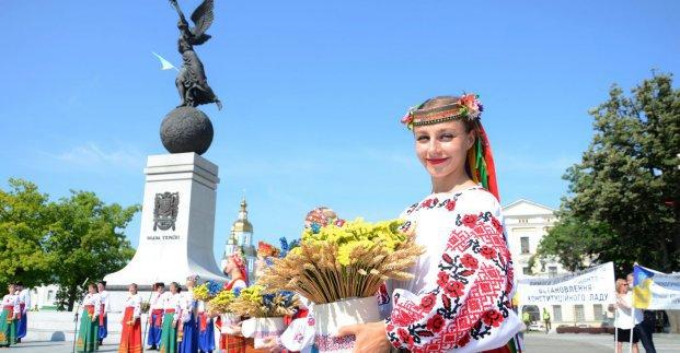 Новости Харькова: Поздравление Игоря Терехова с Днем Независимости