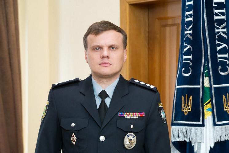 Андрей Рубель увольняется с должности главы Харьковской полиции