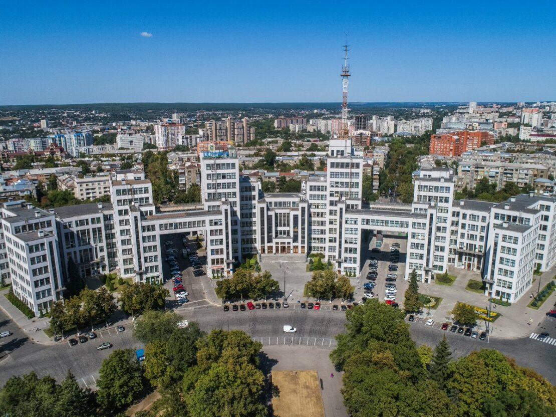 Новости Харькова: Госпром - архитектурная визитная карточка города