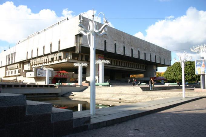 Новости Харькова: История о Харьковском театре оперы и балете