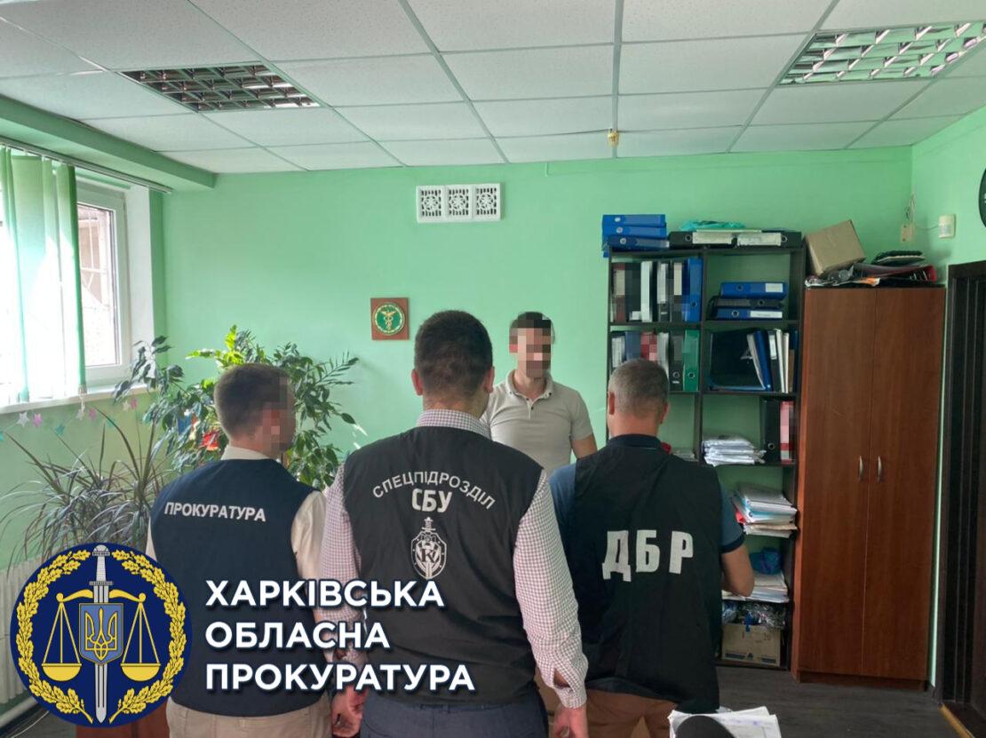 Новости Харькова: налоговика поймали на вымогательстве взятки