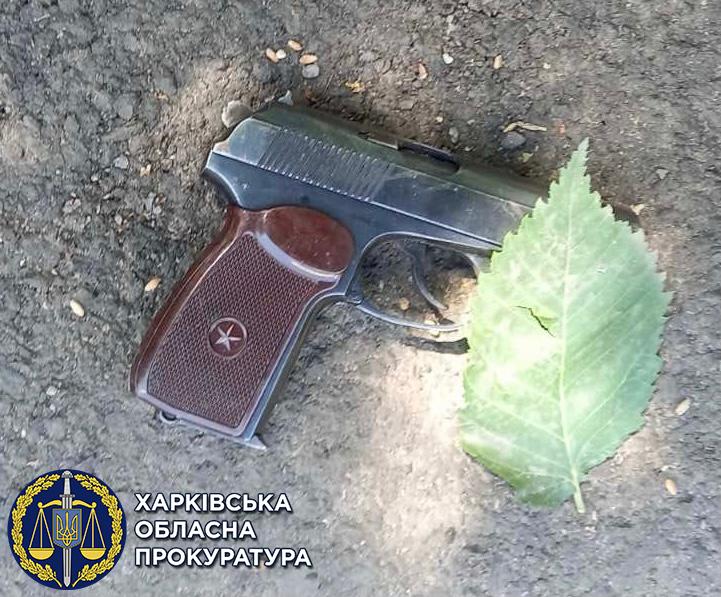 На Харьковщине на фермеров напал вооруженный грабитель