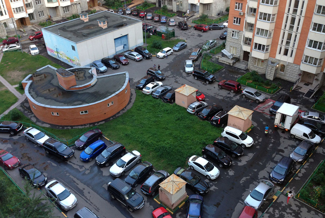 Новости Харькова: разберутся с проблемой автостоянок