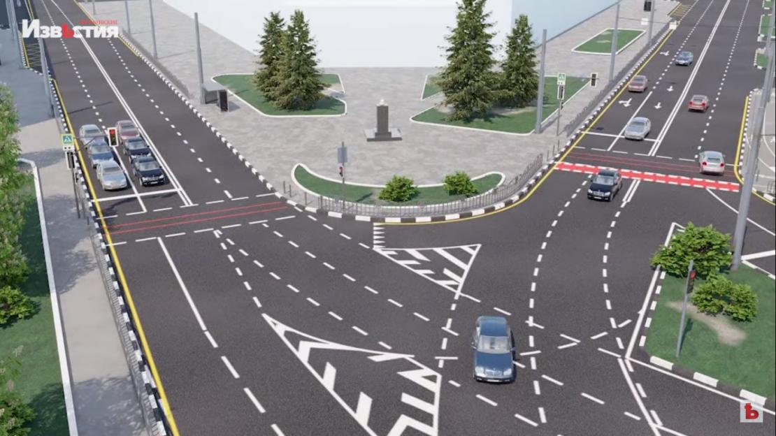 Новости Харькова: новая схема движения на Белгородском шоссе