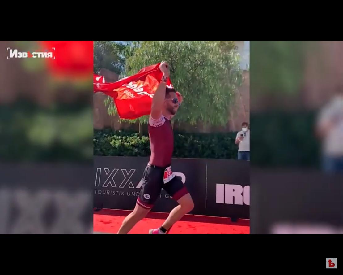 Новости Харькова: интервью о жизни триатлониста