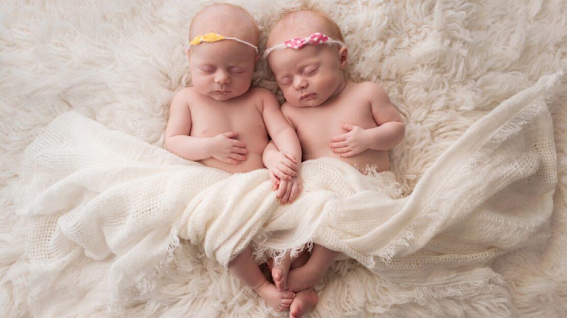 Новости Харькова: 1 августа родилась королевская двойня