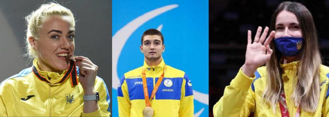 Спорт Харьков: В первый день Паралимпиады харьковчане завоевали три медали