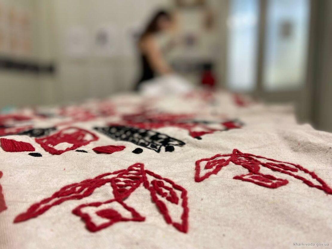 Новости Харькова: Ко Дню Независимости в Харькове вышьют рушник
