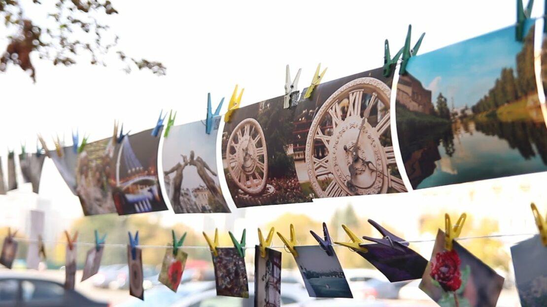 Новости Харькова: Фотосушка в саду Литературного музея