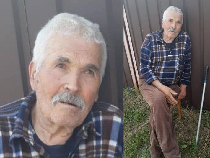 Помогите найти: пожилой мужчина не может вспомнить своих родных