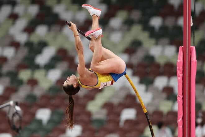 Харьковчанка Марина Килипко - финалистка Олимпиады-2020