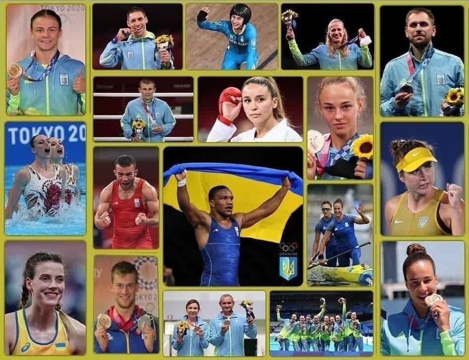 Олимпиада в Токио: Из 19 медалей - три у харьковских олимпийцев