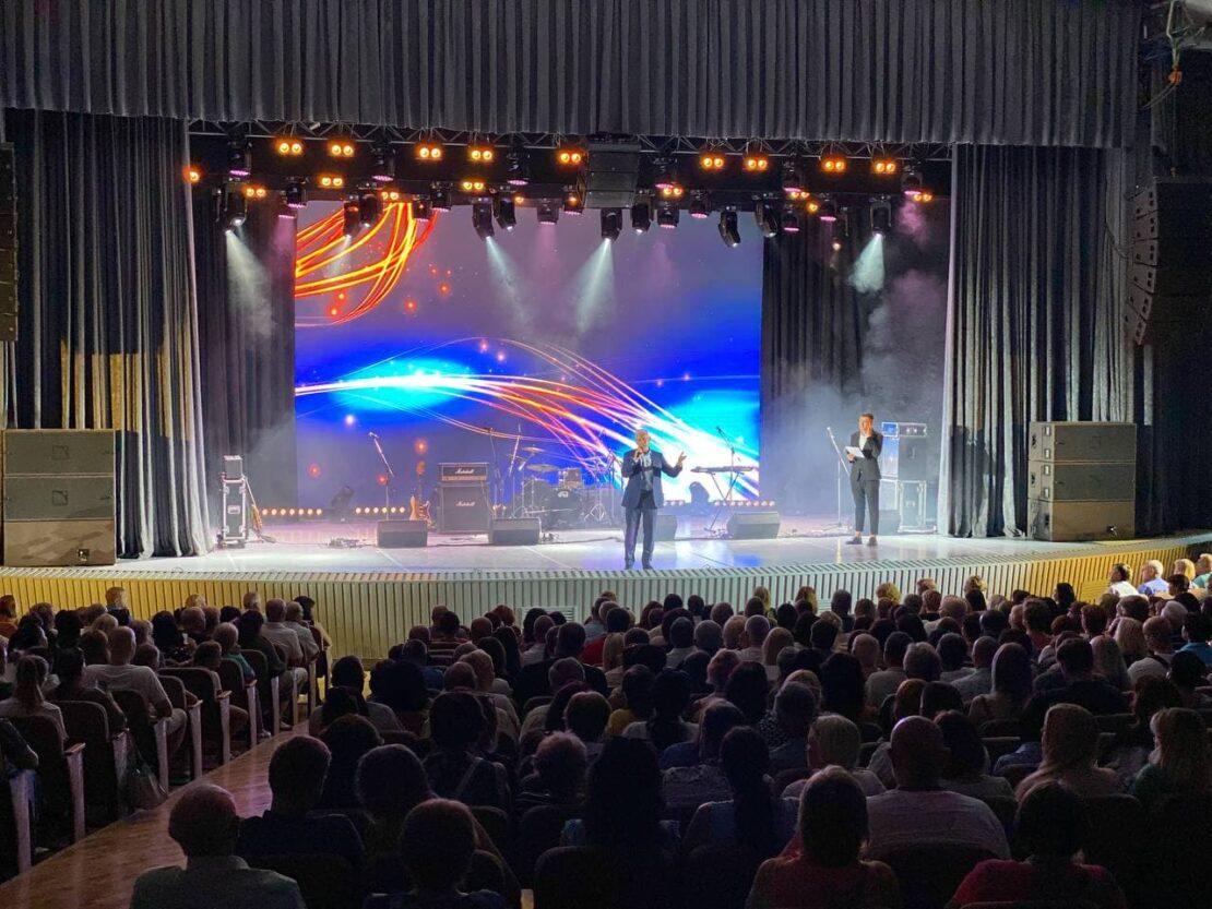 Новости Харькова: Киноконцертный зал «Украина» открывает свои двери