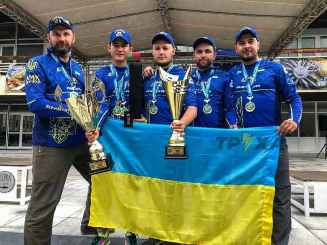 Спорт Харьков: Харьковчане стали чемпионами мира по ловле рыбы