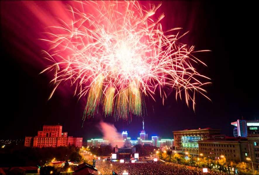 Как в Харькове отпразднуют День города и День Независимости: программа