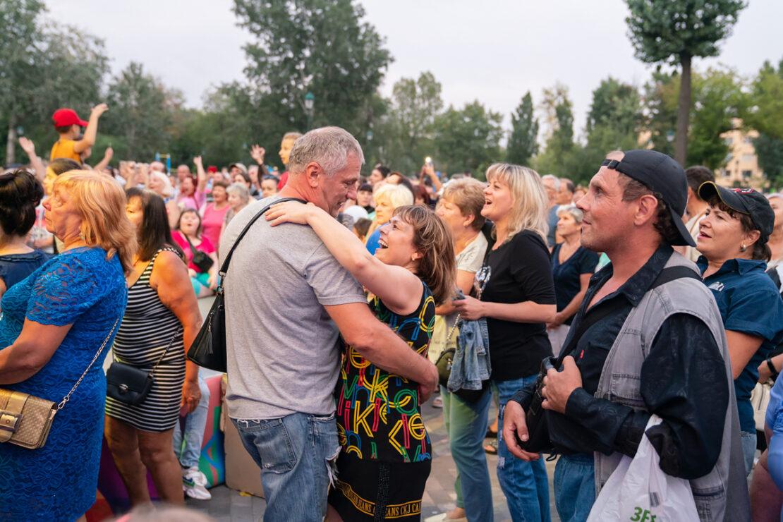 Новости Харькова: в районах проходят торжества ко Дню города