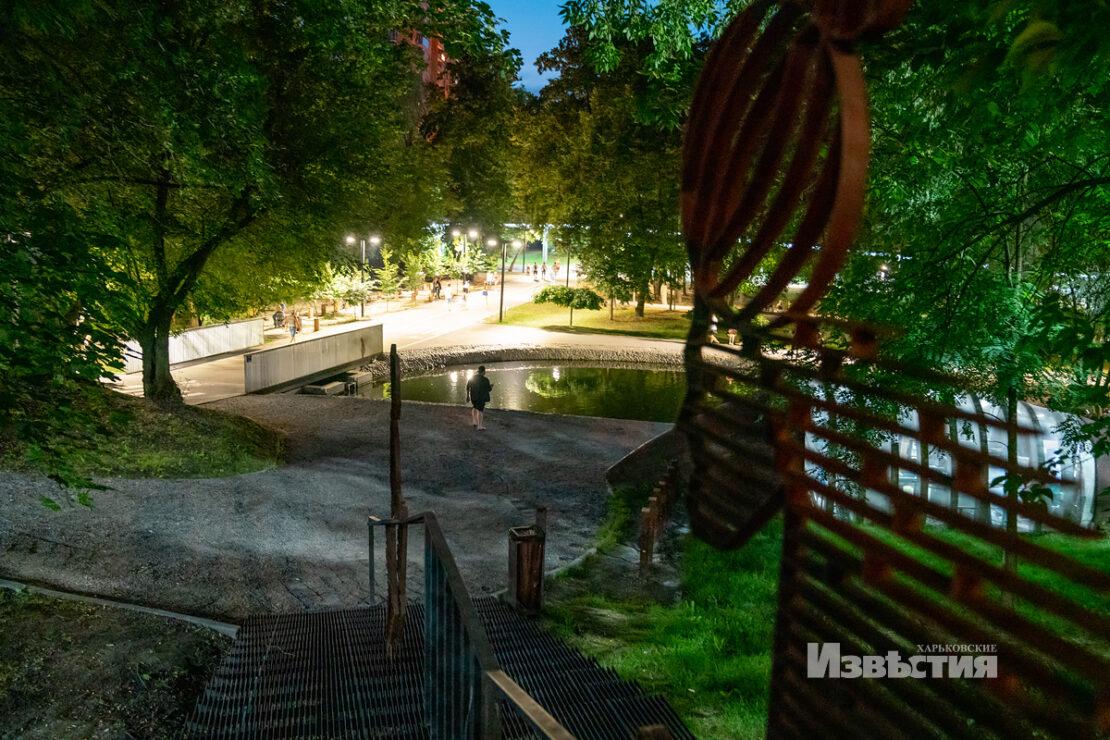Новости Харькова: Вечерний Саржин яр в объективе фотографа