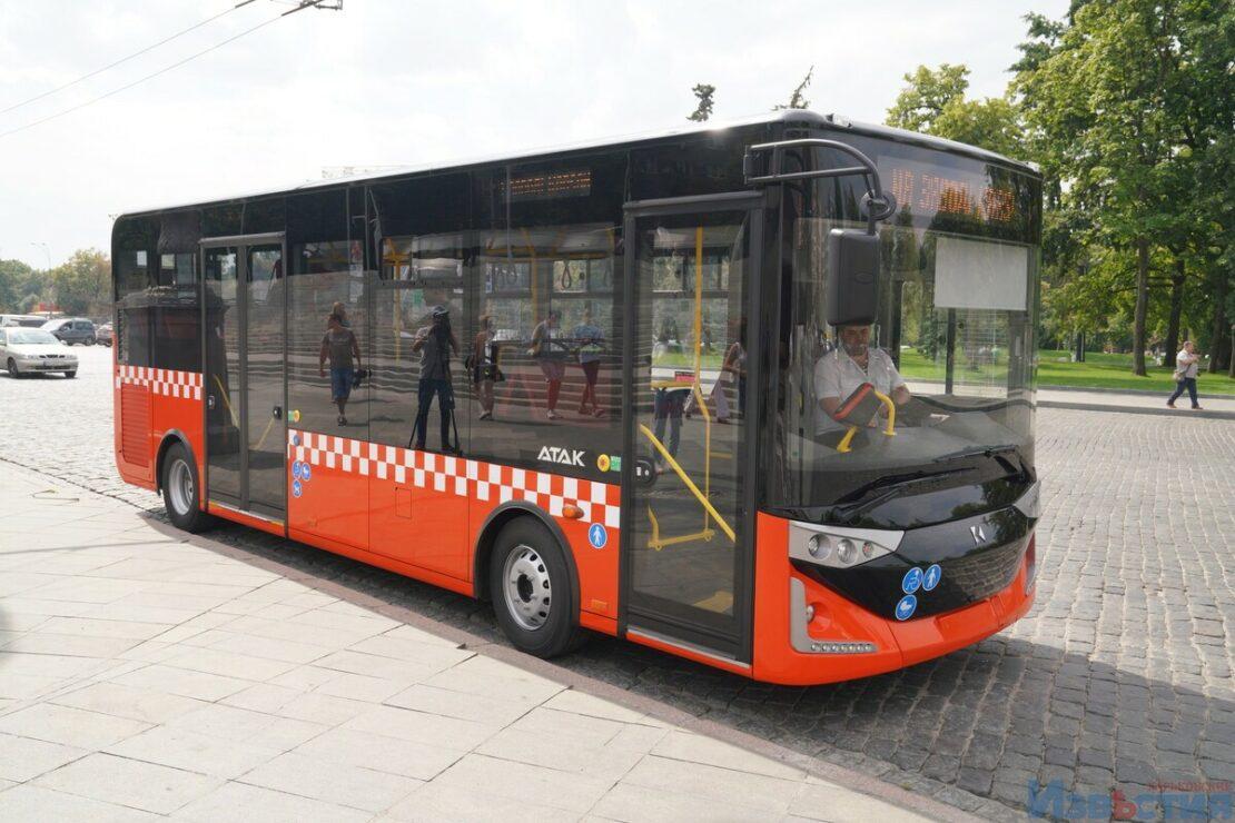 Новости Харькова: На маршруты Харькова выйдут автобусы Karsan