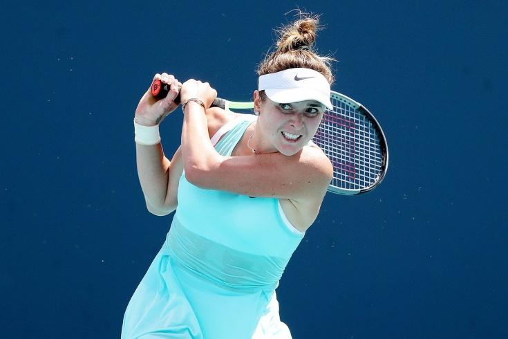 Элина Свитолина одержала победу на турнире WTA в Чикаго