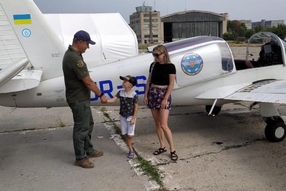 Новости Харькова: В небо поднялся сын погибшего защитника