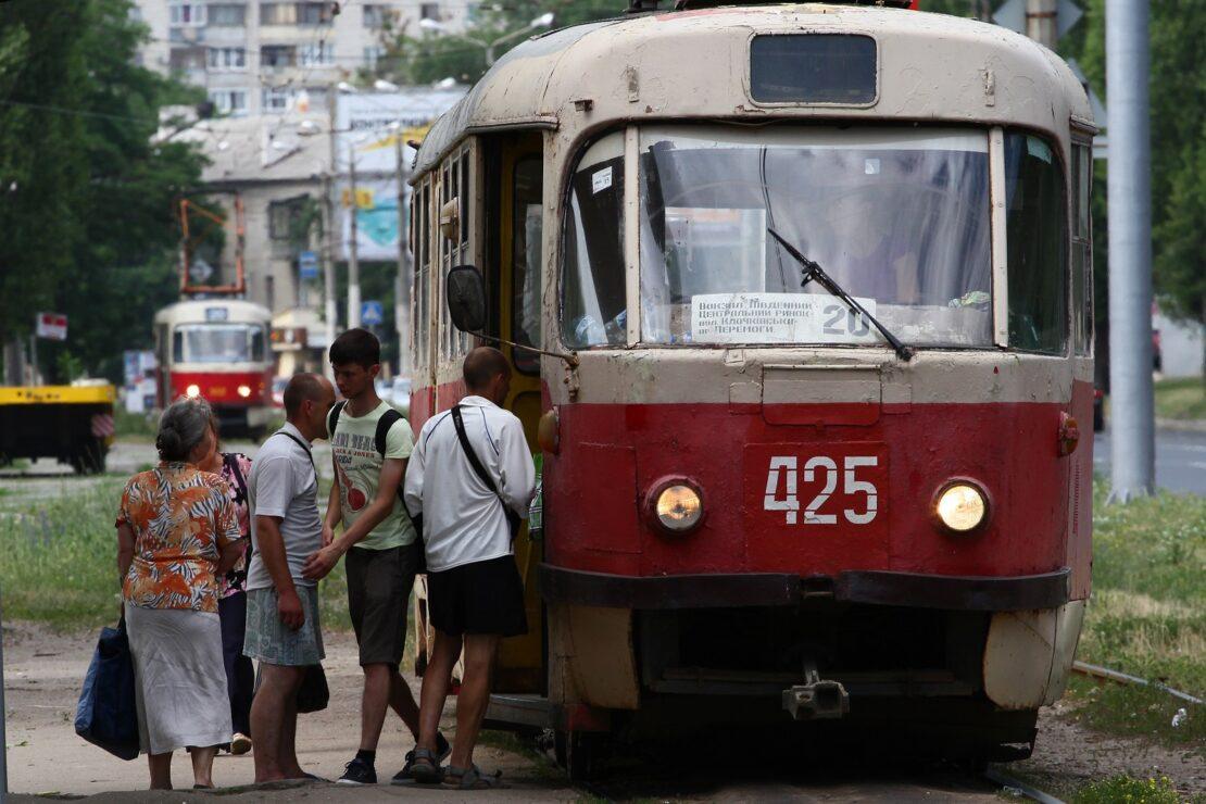 Новости Харькова: изменение маршрута 23 и 26 трамвая