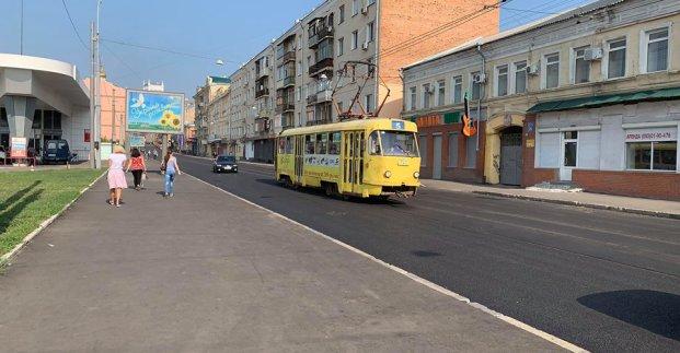 Завтра  трамваи №5 и 6  возобновят движение на пр. Московском