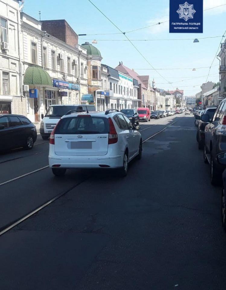 Новости Харькова: ДТП на Полтавском Шляхе