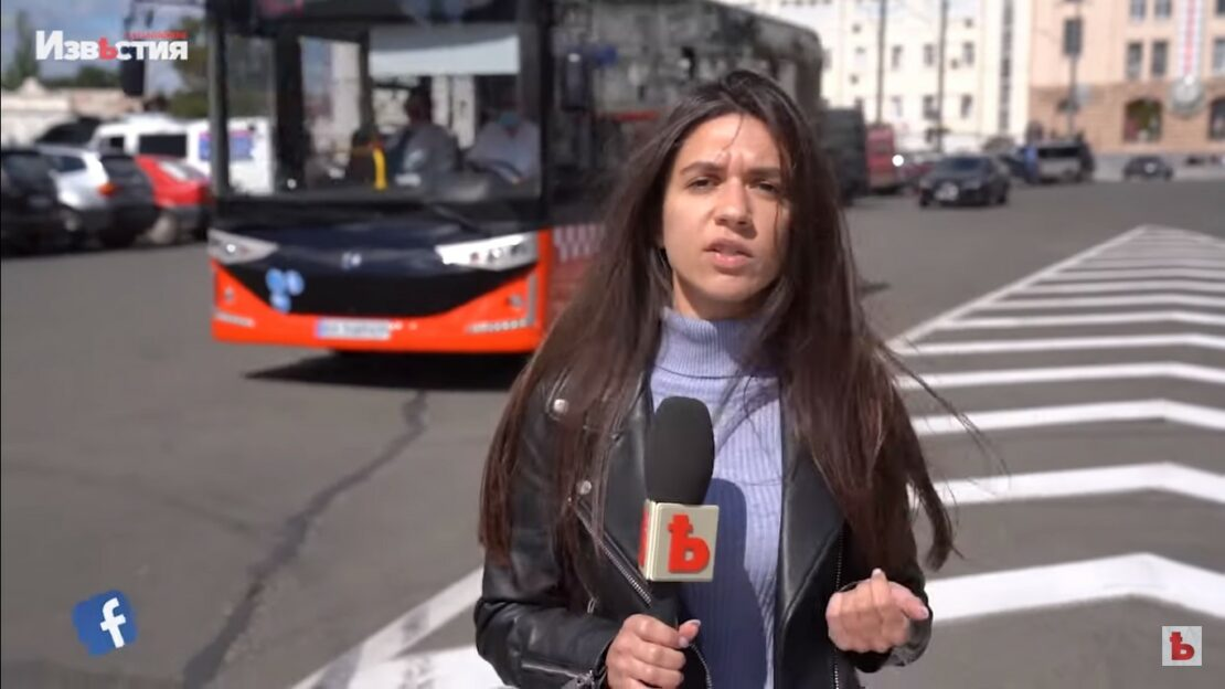 Новости Харькова: в городе восстановили маршрут автобуса