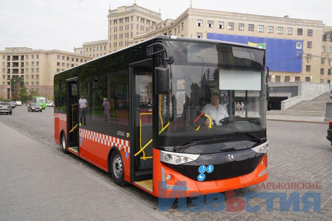 Новости Харькова: Новые муниципальные автобусные маршруты