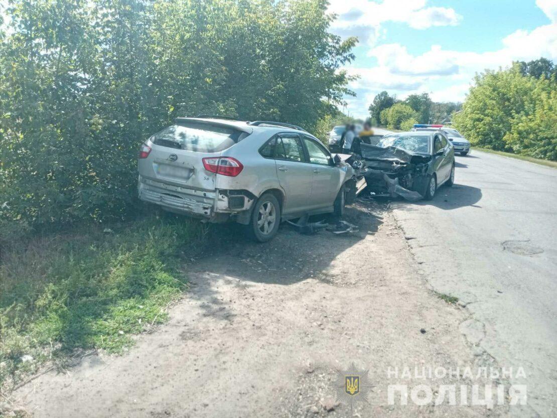 ДТП на Харьковщине: В селе Кутузовка в ДТП погибла женщина