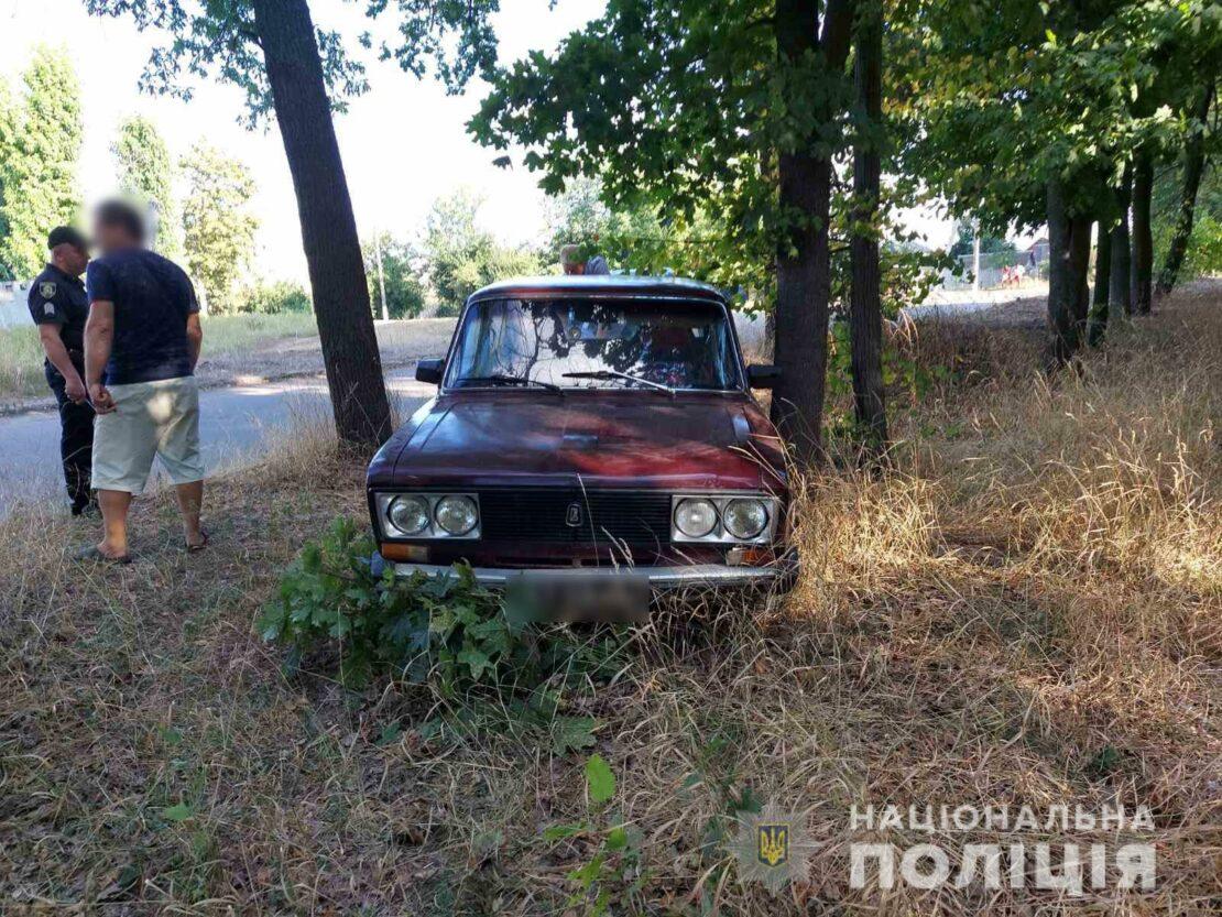 ДТП на Харьковщине: В Чугуеве девушка сбила двоих детей