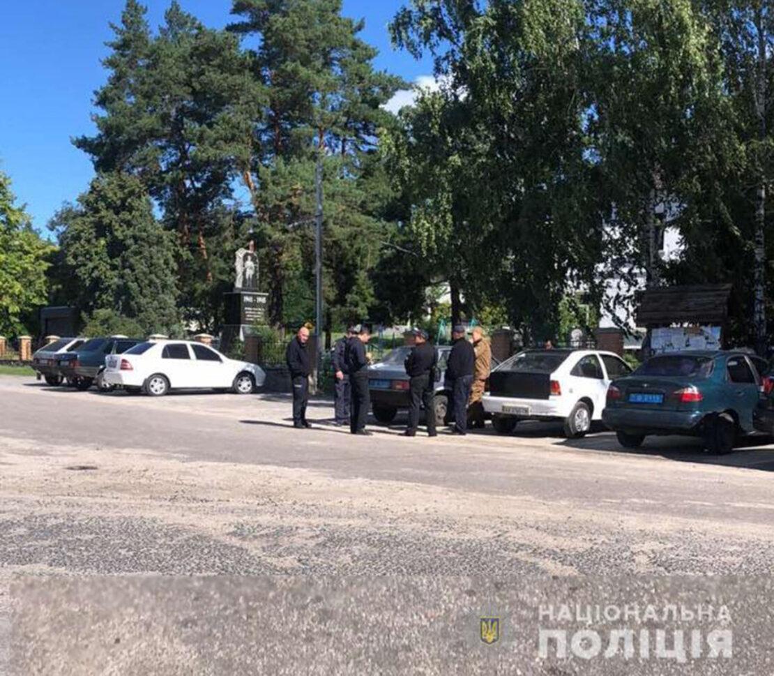 Африканская чума свиней на Харьковщине: Полиция возбудила дело