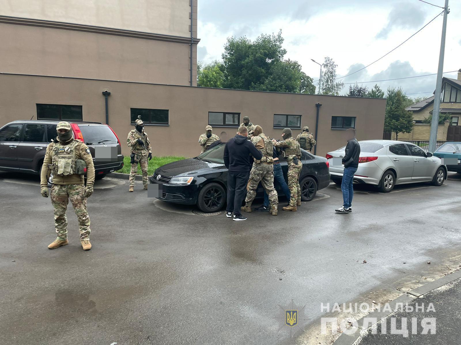 Оператор колл-центра торговал наркотиками. Новости Харькова