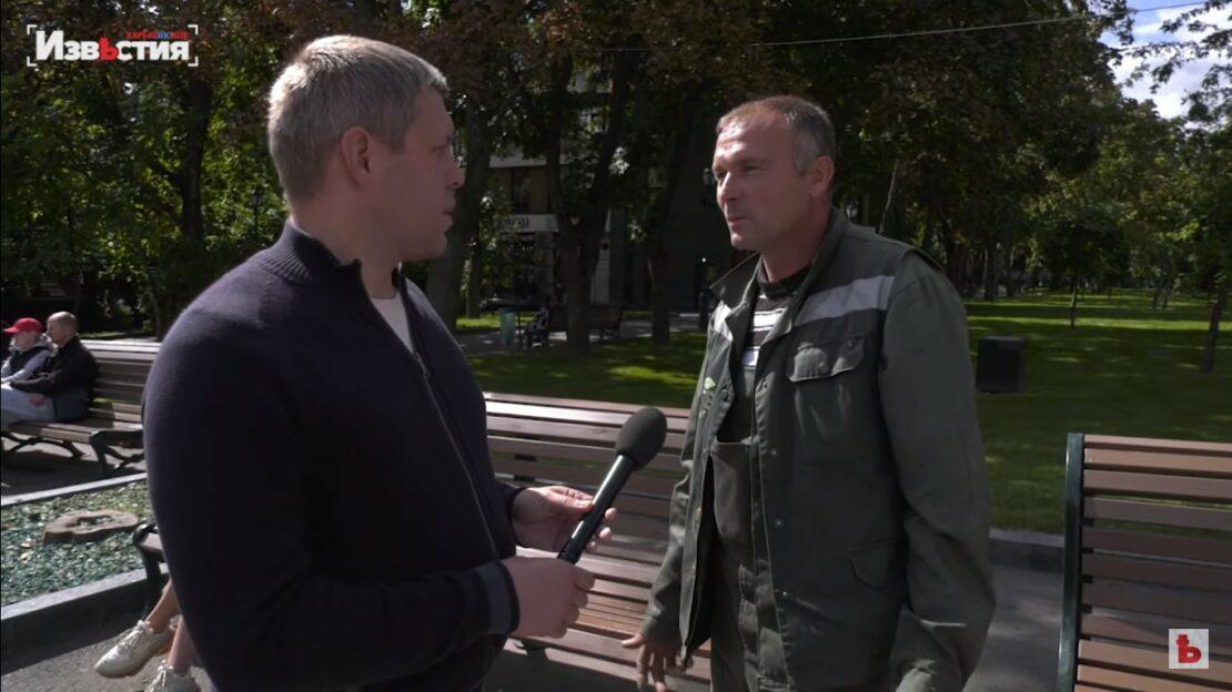Новости Харькова: Молодые люди напали на коммунальщиков