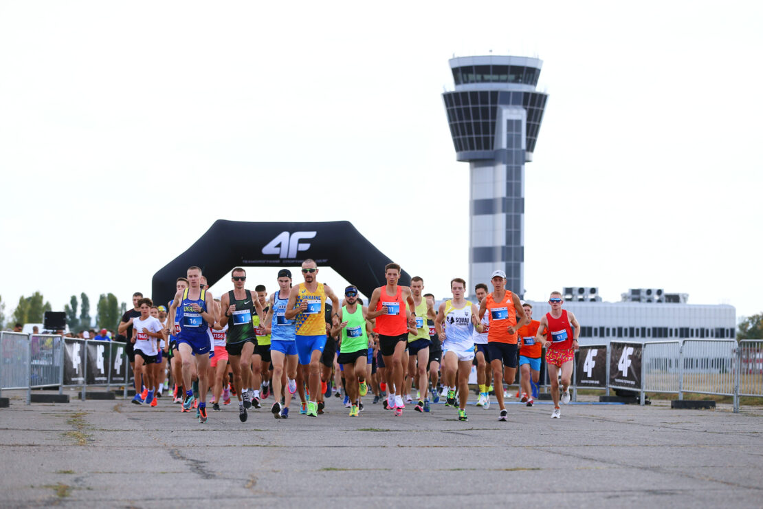 """Спорт Харьков: результаты """"NIX Kharkiv Airport Run"""""""