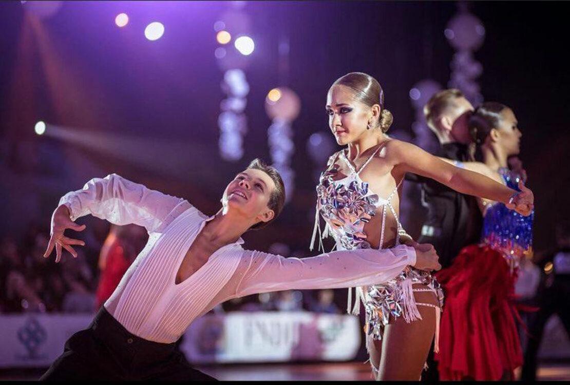 Фестиваль по бальным танцам Ukr Dance Cup 2021 в Харькове