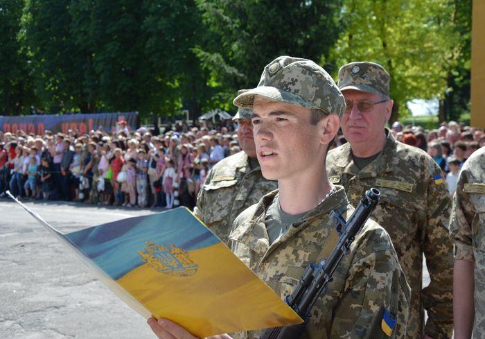 Новости Харькова: Служба в армии по контракту 2021