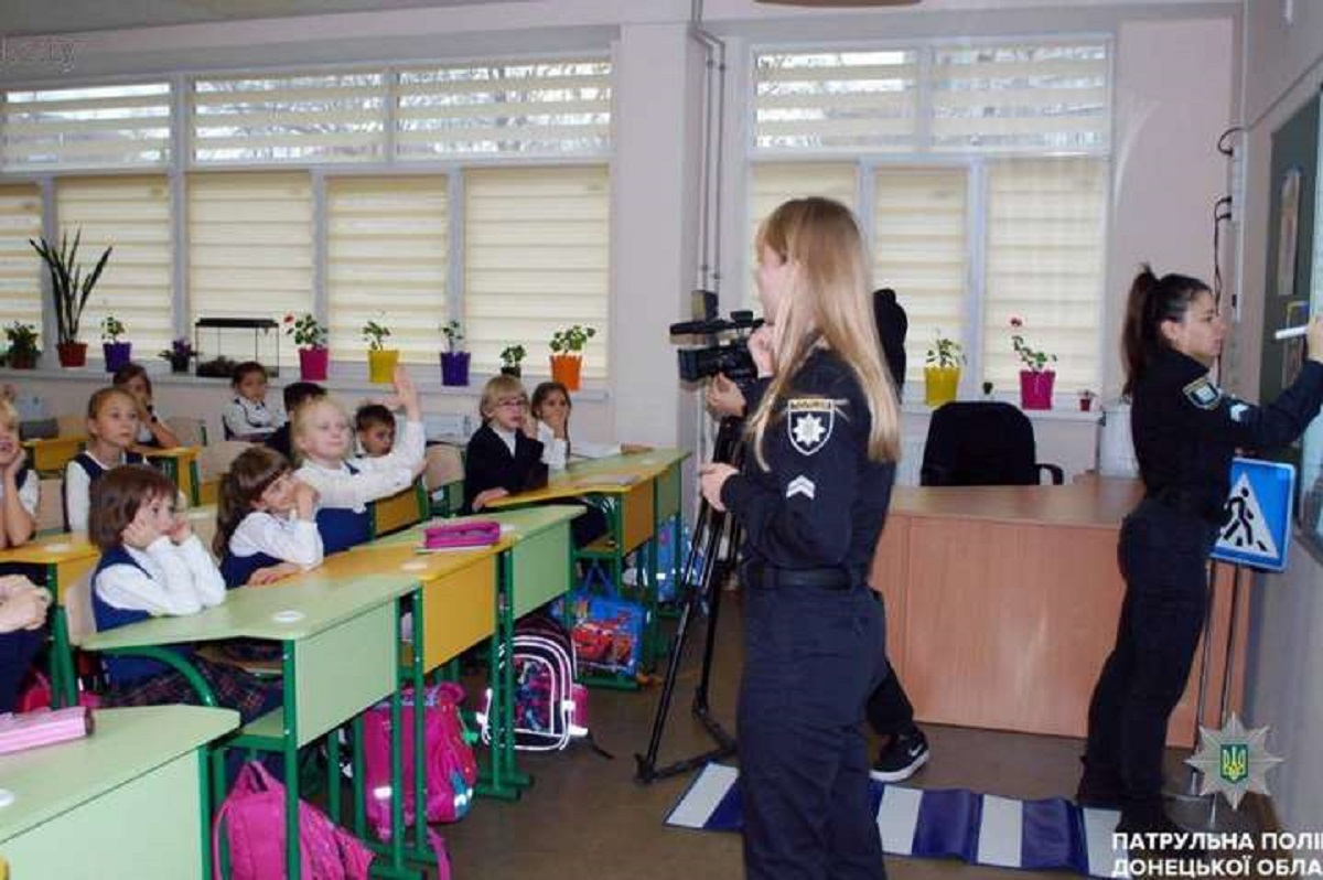 В школах працюватимуть вихователі безпеки: новий проєкт від МВС України