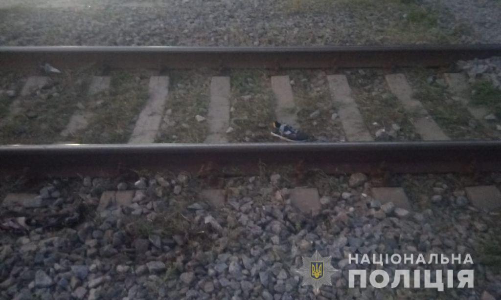 Новости Харькова: Поезд сбил 15-летнего парня в поселке Подворки