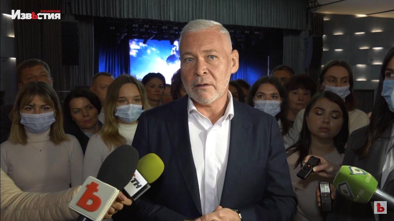 Новости Харькова: Игорь Терехов выдвинут кандидатом на пост мэра